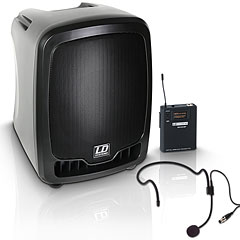 LD Systems Roadboy 65 HS « Set sono PA sur batterie