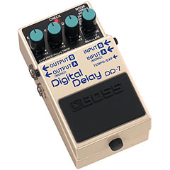 Boss DD-7 Digital Delay « Pedal guitarra eléctrica