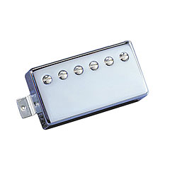 Seymour Duncan Covered Custom5, Nickelcover, Bridge « Pickup E-Gitarre