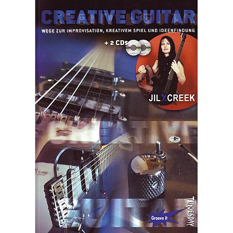 Lehrbuch Tunesday Creative Guitar