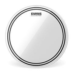 "Evans Edge Control EC Resonant Clear 15"" Tom Head « Peau de tom"