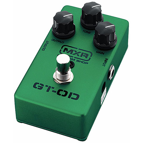 Pedal guitarra eléctrica MXR M193 GT-OD