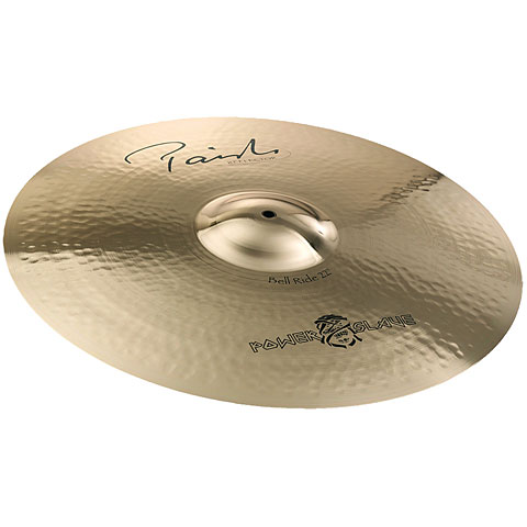 Paiste Signature Reflector 22  Bell  The Powerslave  Ride