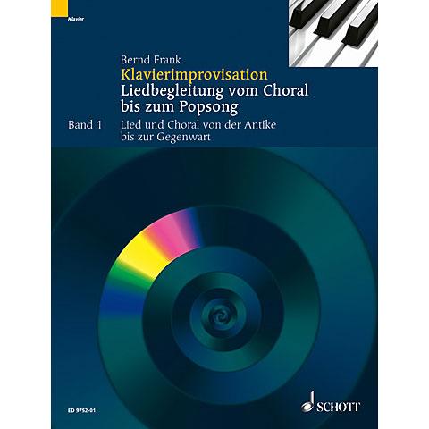 Schott Klavierimprovisation Bd.1