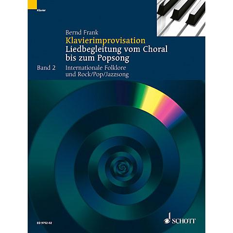 Schott Klavierimprovisation Bd.2
