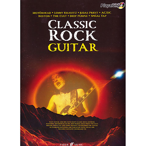 Faber Music Classic Rock for Guitar