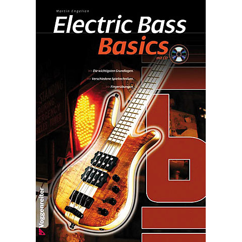 Voggenreiter Electric Bass Basics