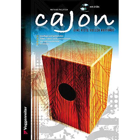 Libros didácticos Voggenreiter Cajon