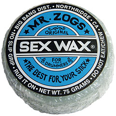 Sexwax Mr. Zogs Original for Drummers « Drum Accessory