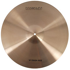 "Magnum Brass 18"" Crash-Ride « Crash-Ride-Cymbal"