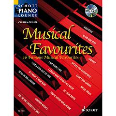 Schott Schott Piano Lounge Musical Favourites « Μυσικές σημειώσεις