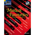 Libro de partituras Schott Schott Piano Lounge Musical Favourites