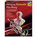 Play-Along Schott Swinging Romantic for Trumpet