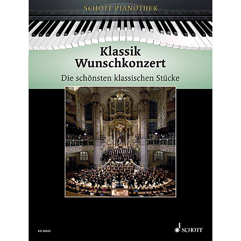 Schott Klassik Wunschkonzert
