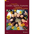 Lehrbuch Schott Lieder, Spiele, Kanons, Bücher, Bücher/Medien