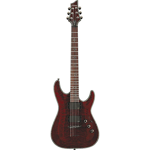 Schecter Hellraiser C-1 BCH « Electric Guitar