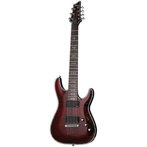 Schecter Hellraiser C-7 BCH « E-Gitarre
