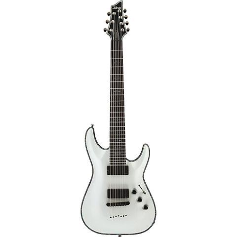 Schecter Hellraiser C-7 WH « E-Gitarre