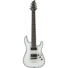 Schecter Hellraiser C-7 WH « Electric Guitar