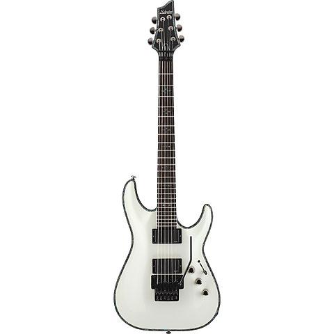 Schecter Hellraiser C-1 FR WH « E-Gitarre