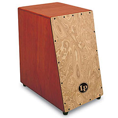 Latin Percussion Americana LP1433 Angled Surface Cajon « Cajon