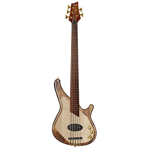 Sandberg Custom 5-String Thinline « Basse fretless