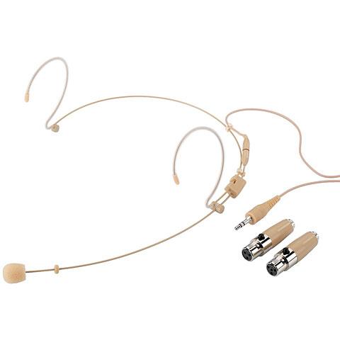 Mikrofon Monacor HSE-152A/SK Headset