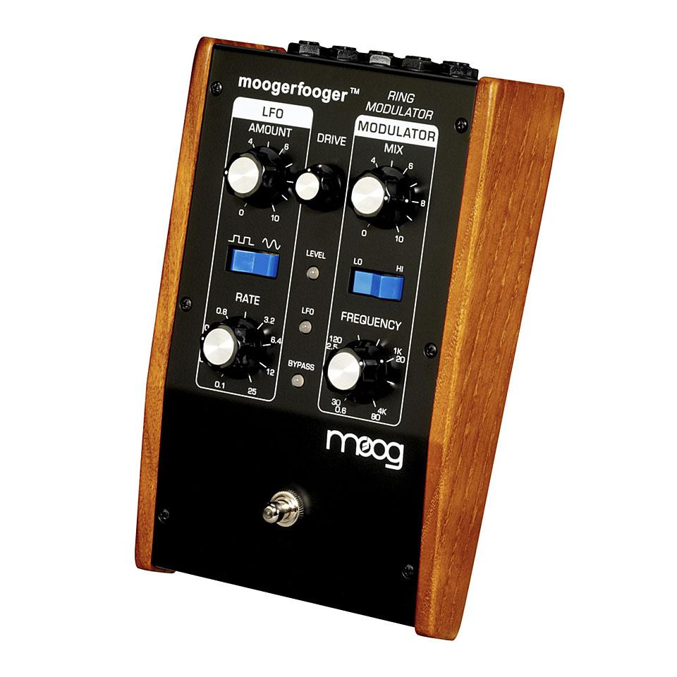 Moogerfooger Ring Modulator Bass