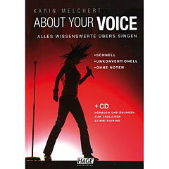 Hage About your Voice « Leerboek