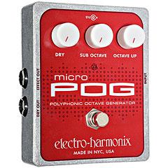 Electro Harmonix Micro POG Polyphon Octaver « Effets pour guitare électrique