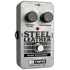 Electro Harmonix Nano Steel Leather « Effektgerät E-Bass