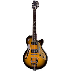 Duesenberg Starplayer TV DTV-2T-S « Elektrische Gitaar