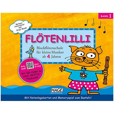 Hage Flötenlilli Bd.1