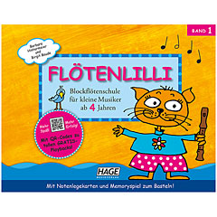 Hage Flötenlilli Bd.1 « Childs Book