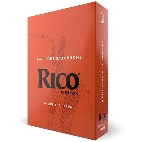 Blätter D'Addario Rico Baritone Sax 3,0