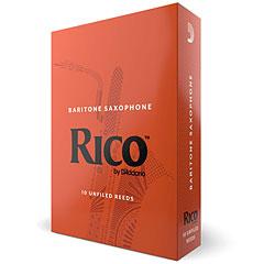 D'Addario Rico Baritone Sax 3,0 « Blätter
