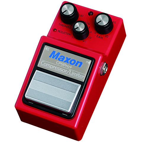 Effektgerät E-Gitarre Maxon CP-9 Pro+ Compressor/Limiter