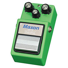 Maxon OD-9 Overdrive « Guitar Effect