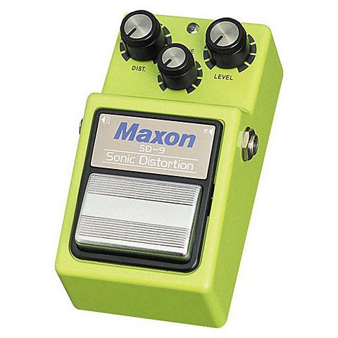 Maxon SD-9 Sonic Distortion