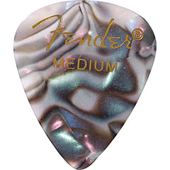Fender 351 Abalone, thin (12 Stk.)