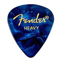 Pick Fender 351 Blue Moto, heavy (12 Stk.)