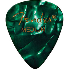 Fender 351 Green Moto, thin (12 Stk.) « Plettro