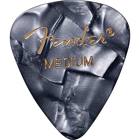 Fender 351 Black Moto, medium (12 Stk.)
