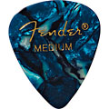 Plectrum Fender 351 Ocean Turq., thin (12 Stk.)