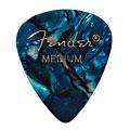 Púa Fender 351 Ocean Turq., medium (12 unid.)