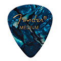 Plectrum Fender 351 Ocean Turq., medium (12 Stk.)