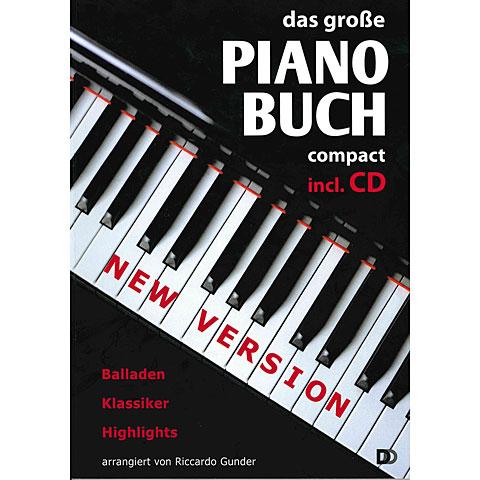 Libro de partituras 3D-Verlag Das große Piano Buch