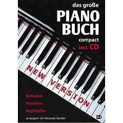 3D-Verlag Das große Piano Buch « Recueil de Partitions