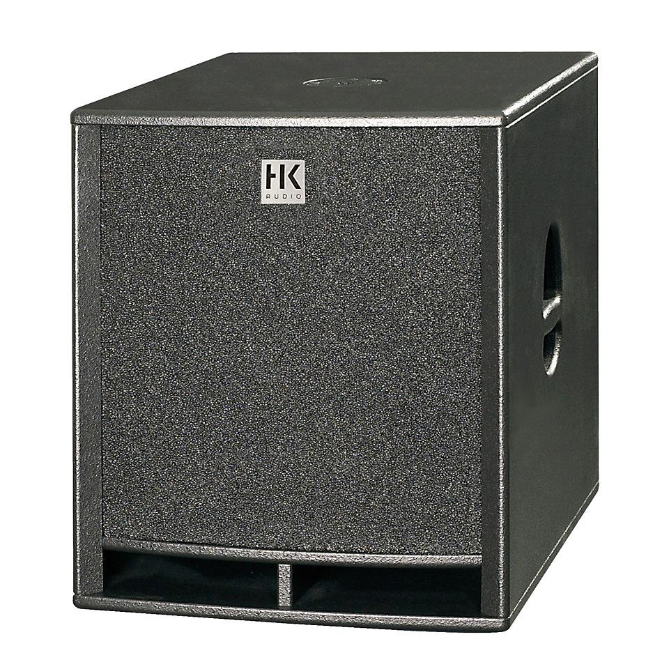 hk audio pr o 18 sub a active pa speakers. Black Bedroom Furniture Sets. Home Design Ideas