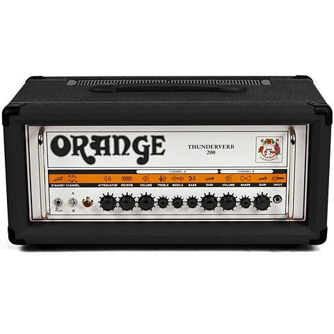 Orange Thunderverb 200H BLK